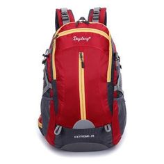 FW 35L outdoor shoulder casual mountaineering backpack ^^ See this great image  : Backpacking gear
