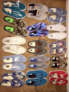 Nash Grier shoes ( i like his style)