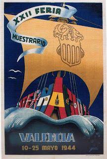 Valencia, 1944