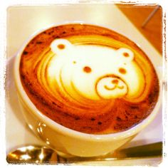 coffee art, fresco Asagaya