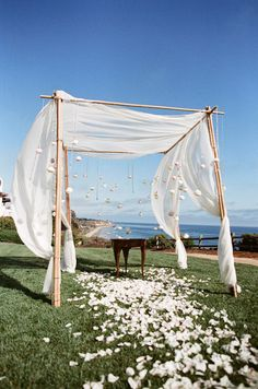 ceremony decor.