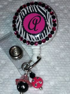 Hey, I found this really awesome Etsy listing at https://www.etsy.com/listing/233154426/nifty-bling-badge-reel