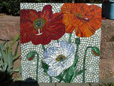 Poppies Grouted by joolz21 (julie), via Flickr