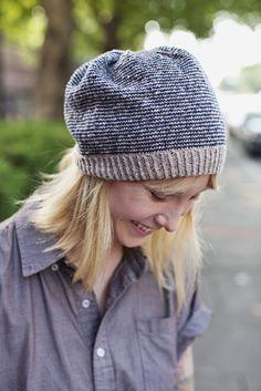 Bayard hat from Brooklyn Tweed