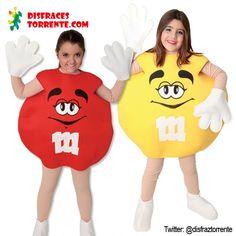 Disfraz de caramelo para niños y niñas Los disfraces de golosinas más divertidos de la fiesta.
