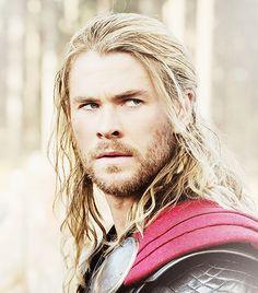 I'm sorry, but not really, to all you Loki fanatics, I'm definitely Team Thor.