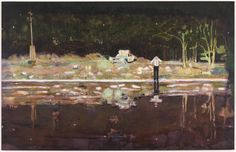 Peter Doig, 'Echo Lake' 1998