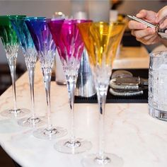 Perfect touch of color for your party!   bcclark.com