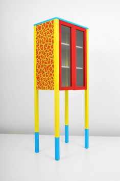 George J. Sowden (designer), D'Antibes, 1981