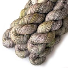 Silky 50/50 SW Merino and Silk Yarn - Pressed Petals, 435 yards by JulieSpins on Etsy https://www.etsy.com/listing/277089404/silky-5050-sw-merino-and-silk-yarn
