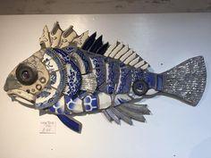 Juliette Hayward Mosaics Mosaic Rocks, Mosaic Art, Mosaic Glass, Broken Glass Art, Fused Glass Art, Steampunk Cat, Mosaic Animals, Mosaic Pieces, Mosaic Madness