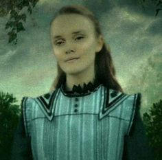 Ariana Dumbledore was a sweet girl when the Obscurus didn't overpower her.