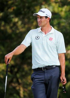 Adam Scott - AT National: Round 2