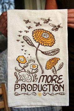 Posters for The Victory Garden of Tomorrow: art of Joe Wirtheim (floursack towel)