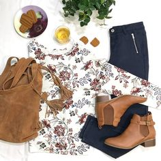 Look style folk automne-hiver :
