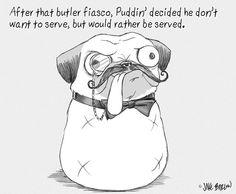 Puddin' Don't