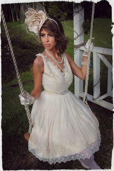 Adore Reception Dress