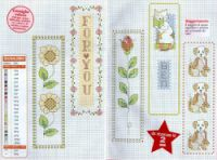 Le Frontiere Punto Croce Cross Stitch The cross stitch borders & cross stitch borders & cross stitch borders & cross stitch b Tiny Cross Stitch, Cross Stitch Heart, Cross Stitch Borders, Modern Cross Stitch Patterns, Cross Stitch Designs, Cross Stitching, Cross Stitch Embroidery, Crochet Bookmarks, Cross Stitch Bookmarks