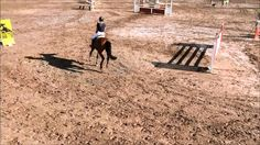 Equestrian sports are popular in Kuopio, Finland. This video is from a skills event.
