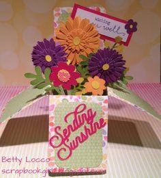 Stamping and Scrapbooking with Scrapbookgirl: Joyful Stars August Blog Hop