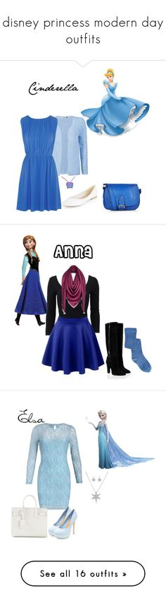 """""""disney princess modern day outfits"""" by hitthisfeeling ❤ liked on Polyvore featuring ONLY, Alice + Olivia, Monsoon, modern, Disney, Michael Kors, LE3NO, RoomMates Decor, True Decadence and Bling Jewelry"""