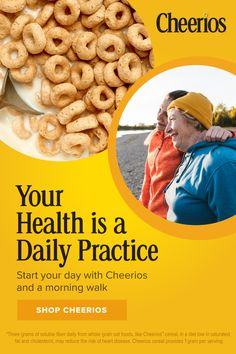 Make a good morning great with Cheerios. Pulled Pork Recipes, Ground Beef Recipes, Weight Loss Drinks, Weight Loss Smoothies, Butter Squash Recipe, Food Network Recipes, Dog Food Recipes, Chicken Recipes, Manhattan Recipe