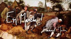 #EnMarche #Macron #B