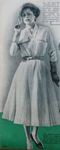 dress, Beatrijs 1951