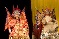 Sichuan Opera Qixinggang Chuanjuyuan Chongqing China 08 11 2007 0037