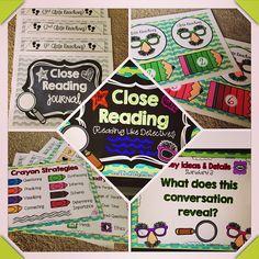 Close Reading: Reading Like Detectives!