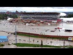 Stampede Grounds Calgary Flood June 21, 2013