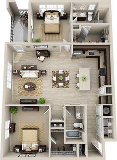 58 best small apartment plans images home decor small house plans rh pinterest com