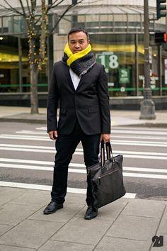 Wilson Laroza | Seattle @ http://le-21eme.com
