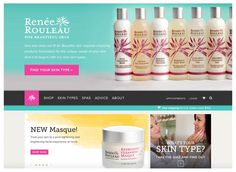 Check out the new #reneerouleau website for #skincare tips and more! reneerouleau.com