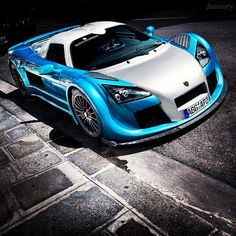 Gorgeous Gumpert Apollo