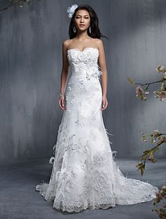 Style 859 | Alfred Angelo Sapphire | Alfred Angelo
