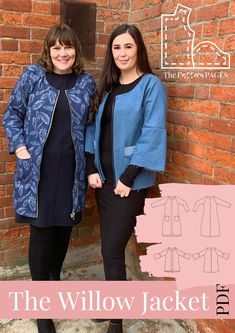 The Pattern Pages sewing magazine and pdf sewing patterns. Love fashion and dressmaking? Then you'll love The Pattern Pages dressmaking magazine . Sewing Blogs, Sewing Patterns Free, Free Sewing, Diy Fashion, Love Fashion, Trend Fabrics, Sewing Magazines, Bleached Denim, Jacket Pattern