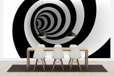 Abstract Spiral - Wall Mural & Photo Wallpaper - Photowall