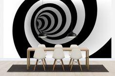 Abstract Spiral - Wall Mural & Photo Wallpaper - Photowall