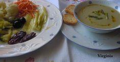 Receta de MENU VEGANO con virkiky, aprende como hacer esta receta en tu robot de cocina.