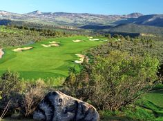 Photos: Best Golf Resorts and Hotels of 2012 : Condé Nast Traveler ---  TOP 5 WESTERN U.S. GOLF RESORTS  1.  WESTIN RIVERFRONT RESORT & SPA, AVON, CO.  Overall Score: 96.2