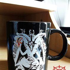 Satan's Cathedral - occult satanic supplies & satanic art