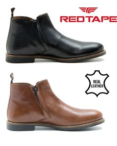 20+ Red Tape Leather Shoes ideas