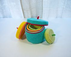 3 Crochet Boxes PDF Crochet Pattern(Quick and Easy) - Permission to Sell Finished Items