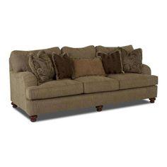 Walker Sofa in Value Parchment   Nebraska Furniture Mart