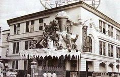 Old Magnolia Ice Cream Plant, Calle Echague, Quiapo, Manila 1967 Philippine Architecture, Filipiniana, Manila Philippines, Pinoy, Vintage Pictures, Cool Photos, Interesting Photos, Filipino, Worlds Largest