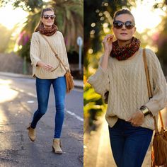 Marianela Y. - Knit Sweater