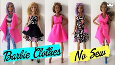 free crochet doll costumes for barbie dolls Barbie Clothes For Sale, Sewing Barbie Clothes, Barbie Dolls Diy, Barbie Sewing Patterns, Vintage Barbie Clothes, Barbie Dress, Doll Clothes Patterns, Diy Clothes, Free Barbie