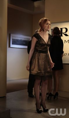 Gossip Girl Fashion: Ivy's Zara Shoes and More!