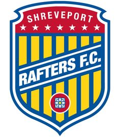 Shreveport Rafters FC. League: NPSL (National Premier Soccer League). Conference: South Regions South Central Conference. Currently Present. www.raftersfc.com